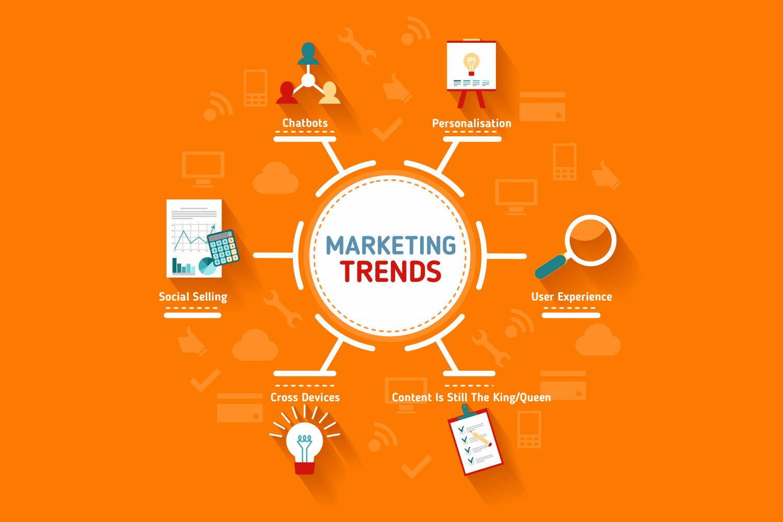 The Biggest Digital Marketing Trends In 2018