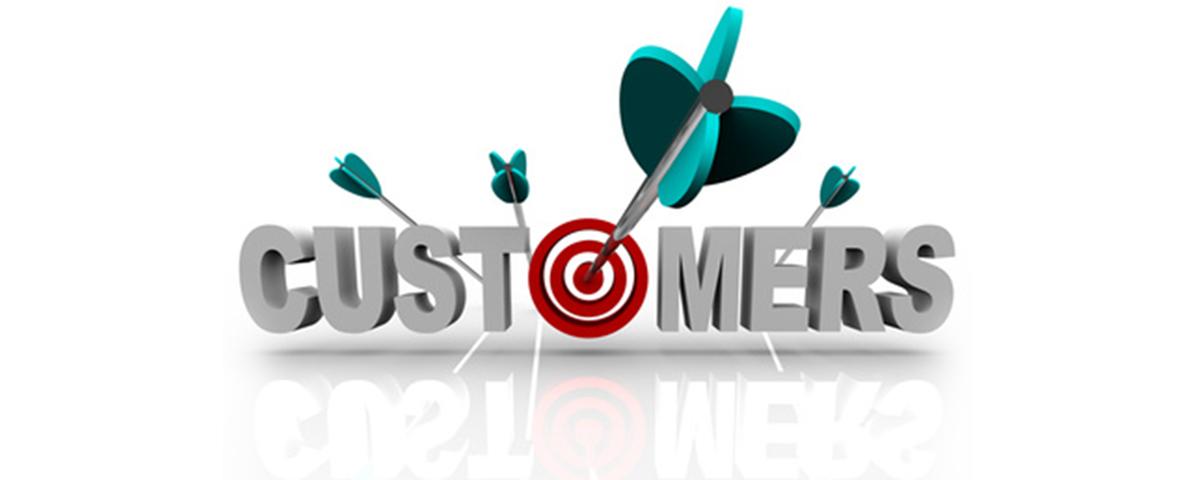 CRM services. target market, marketing