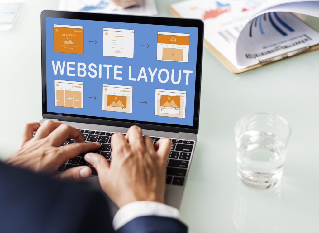bad websites design